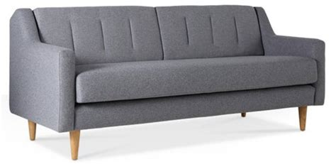 Mid Range Sofa by Midcentury Style Erika Sofa Range At Swoon Editions Retro To Go