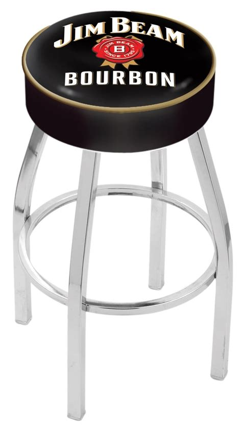 jim beam bar stools jim beam counter height bar stool w official jim beam