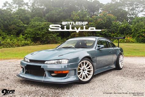 S14 Nissan by Nissan S14 Battleship 9tro