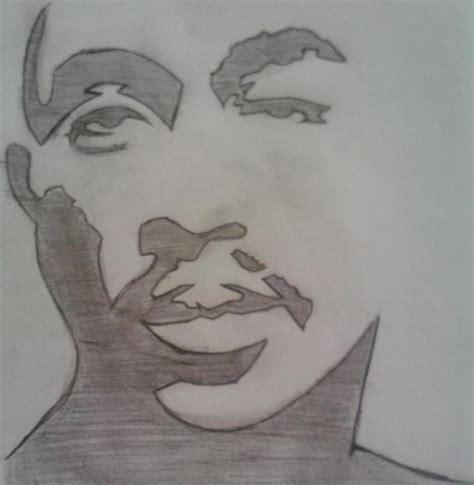 2pac Sketches by Tupac Stencil Sketch By Tylerdurden59 On Deviantart