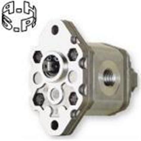 Lamborghini Oleodinamica by S P H P Hydraulic External Gear Pumps Lamborghini