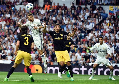 real madrid real madrid vs atletico madrid score updates