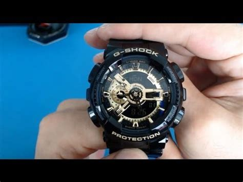 Casio G Shock Original Pria Ga 110gb 1a casio g shock ga 110gb 1a