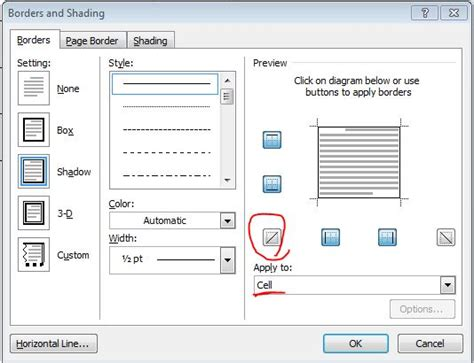 excel pattern types microsoft word 2010 fill cell in table with line pattern