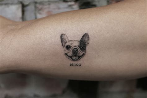 pet tattoo micro pet portrait tattoos by sanghyuk ko milk