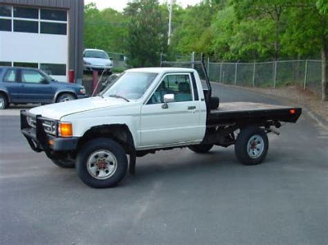 Toyota Flatbed For Sale Vin Jt4vn64n6j0005382 Toyota Other 1988toyota