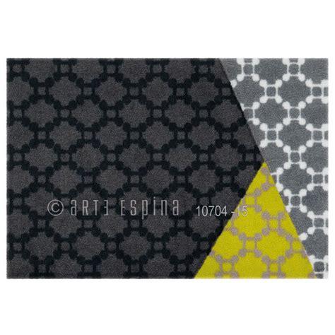 Tapis Arte Espina by Tapis De Propret 233 Design Lavable En Machine Deco Arte