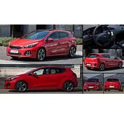 Kia Ceed GT Line 2016  Pictures Information &amp Specs