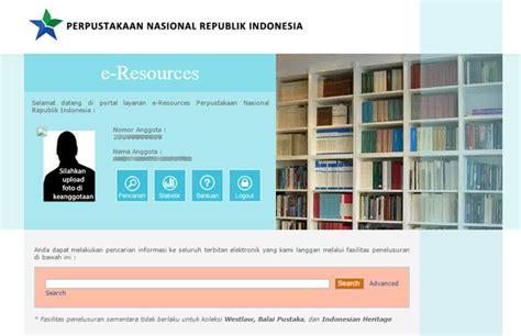 cara membuat jurnal nasional cara mendaftar akses jurnal ke perpustakaan nasional pnri