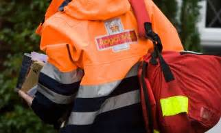 Joran Lemax Royal Presiden 165cm royal mail to give posties 4 days at with services suspended after boxing day