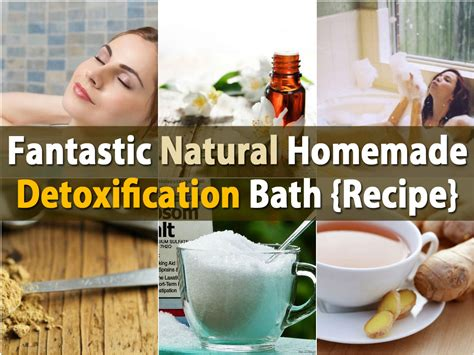 Detox Bath To Remove Toxins by Fantastic Diy Detoxification Bath Recipe