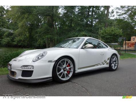 White Porsche Gt3 by 2011 Porsche 911 Gt3 Rs In Carrara White White Gold
