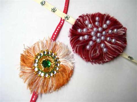 how to make rakhi cards at home arts and crafts ekunji key of knowledge