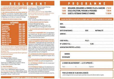 Calendrier Remparts Flyer Tour Des Remparts D Avignon 2014 84