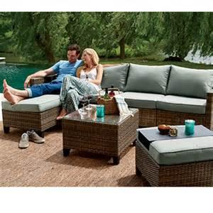 Key Largo Patio Set by Key Largo Modular Outdoor Furniture Collection True Value
