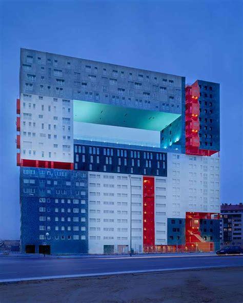 mirador sanchinarro madrid apartment building housing