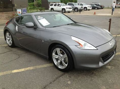 2011 nissan 350z buy used 2011 nissan 350z automtic one owner clean carfax