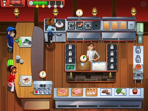 Kitchen Dash by Cooking Dash 2016 Review Compliments To The Chef Gamezebo