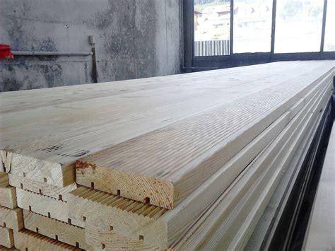 terrasse sibirische lärche sib l 228 rche terrassendiele bis 6m div dimensionen autres