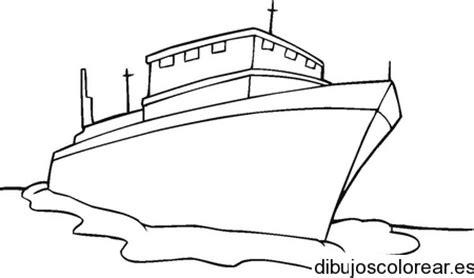 imagenes de barcos para dibujar faciles dibujo de un barco crucero