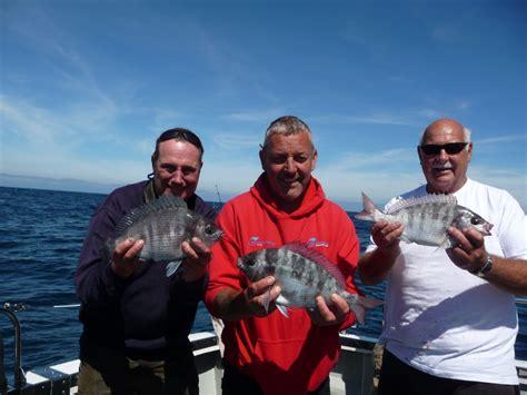 charter boat fishing poole sea fishing trips poole dorset mistress linda boat charter