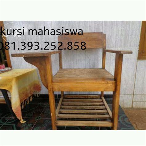 Kursi Kuliah Bahan Kayu kursi kuliah dari kayu mbarepjati 0813 9325 2858