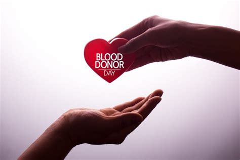 world blood donor day  national awareness days  calendar  uk