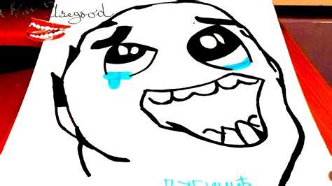 meme faces how to draw memes meme faces happy mrusegoodart