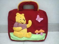 Tas Jinjing 219 Winnie The Pooh tas laptop yhien s mazel fayza