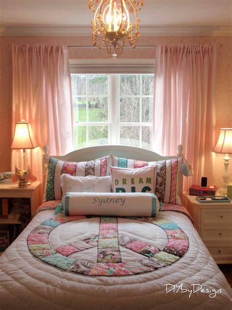 pb rooms diy by design my s new tween room the reveal