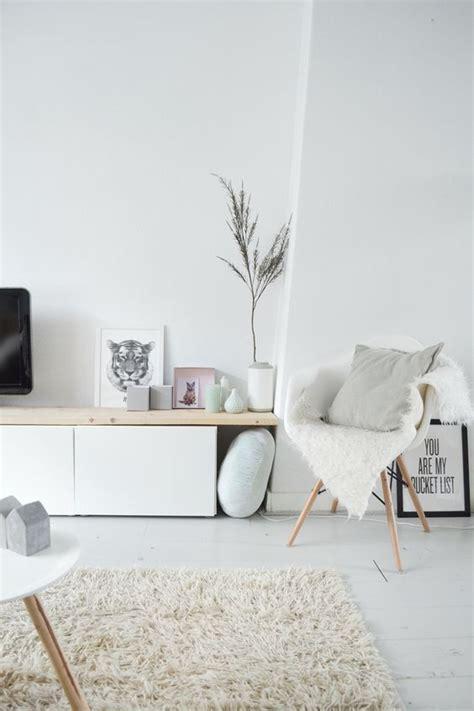 Regal Xenos by Houten Plank Op Ikea Besta Kasten Interieur Inrichting