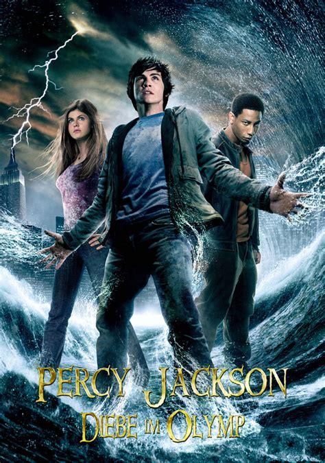 film seri percy jackson percy jackson the olympians the lightning thief movie