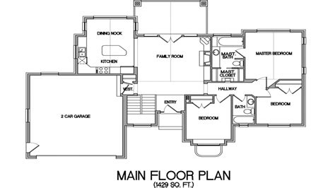 House Plans For A View by House Plans Small Lake Lake House Floor Plans With A View