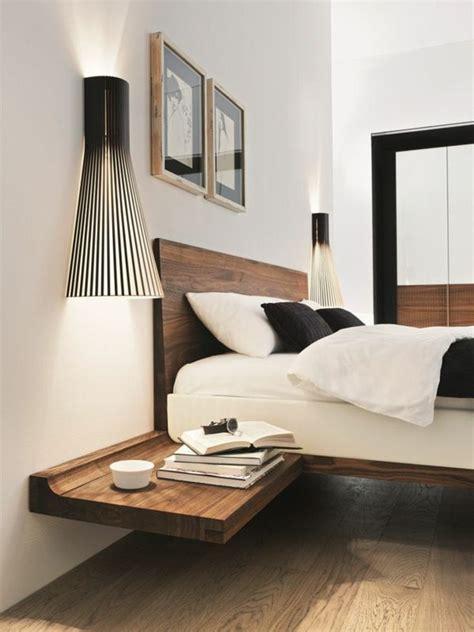 Nachttisch Dunkles Holz by Die Besten 25 Moderne Nachttische Ideen Auf