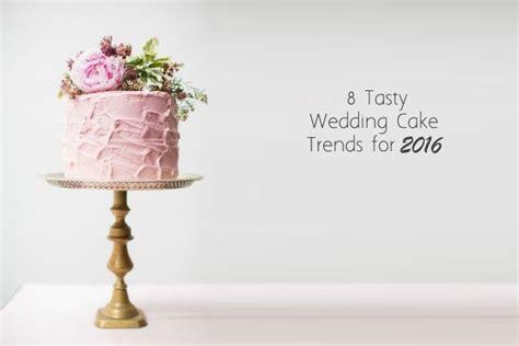 Wedding Cakes 2016 by Wedding Cake Trends 2016