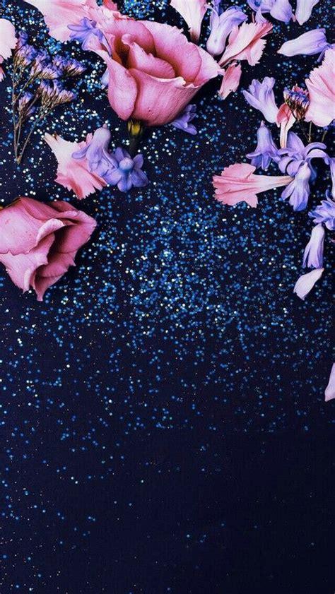 glitter wallpapers of flowers flowers glitter pastel goth grunge street style