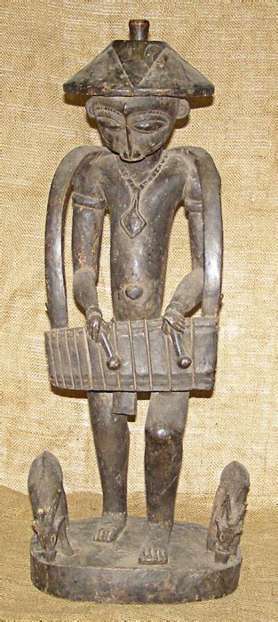classical bronze statues primitive african tribal life african statues senufo statue 2 senufo tribe from