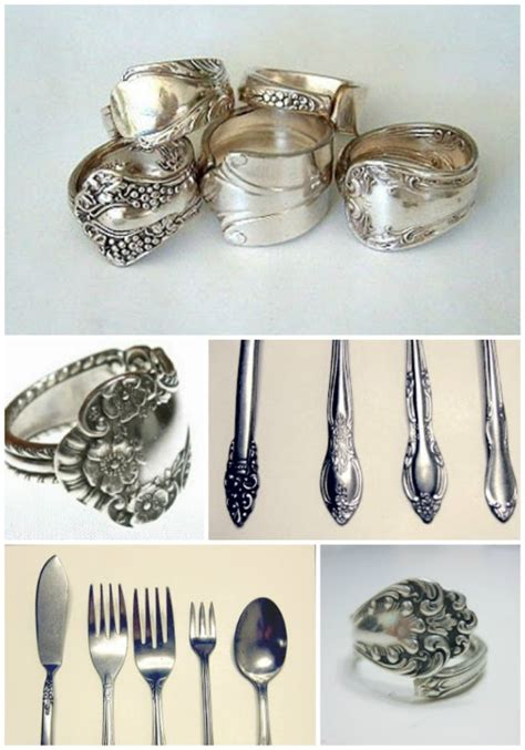 diy fork ring diy spoon ring tutorial make a ring from silverware