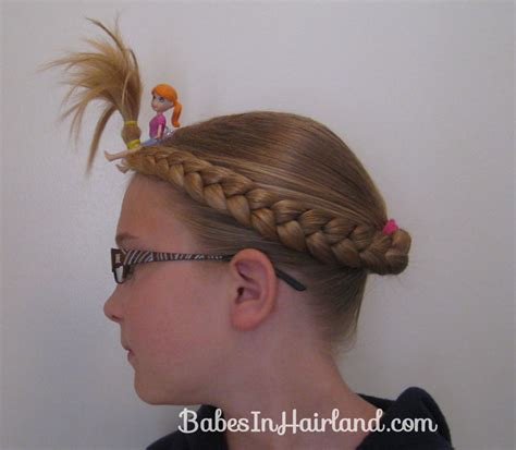 crazy hair day hairstyle hairstyles for girls crazy hair day babes in hairland