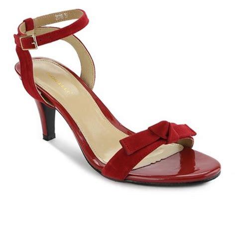 Sepatu Murah Sneaker Suede Merah List Abu marelli shoes toko sepatu