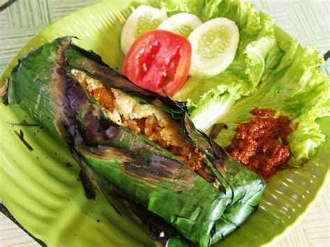 cara membuat nasi bakar ikan peda inilah jenis jenis nasi yang ada di indonesia kaskus