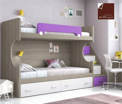 literas camas cama litera low muebles mi hogar