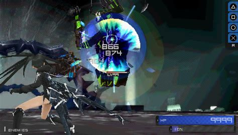 theme psp black rock shooter black rock shooter the game download game psp ppsspp ps3