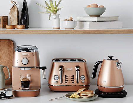 Kitchen Appliances: glamorous gold kitchen appliances