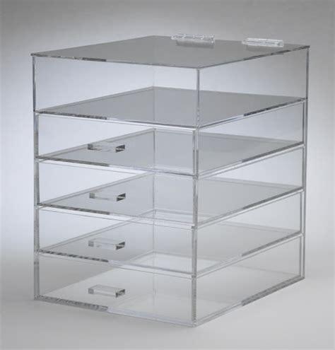 clear makeup drawers like kardashians kardashian style acrylic makeup organizer giveaway