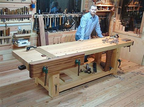 woodworking shop benches woodworking shop bench plans 187 plansdownload