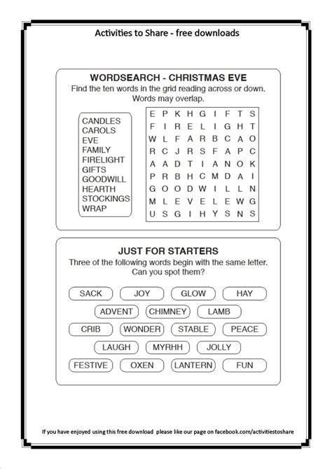 printable puzzles for alzheimer s patients 100 advent word search worksheets thanksgiving word