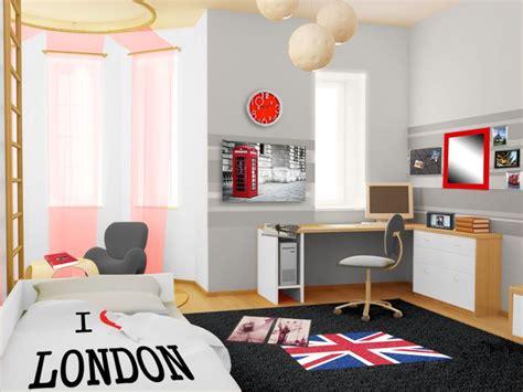 am駭ager une chambre d ado d 233 coration d une chambre d ado style urbain londonien