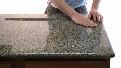 Installing Granite Tile Countertops by Five Inc Countertops