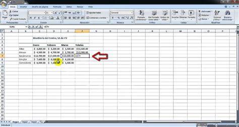 como hacer layout en excel como realizar sumas en excel 2007 youtube
